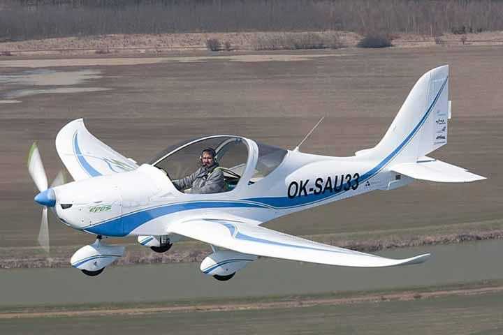 Самолет Sportstar
