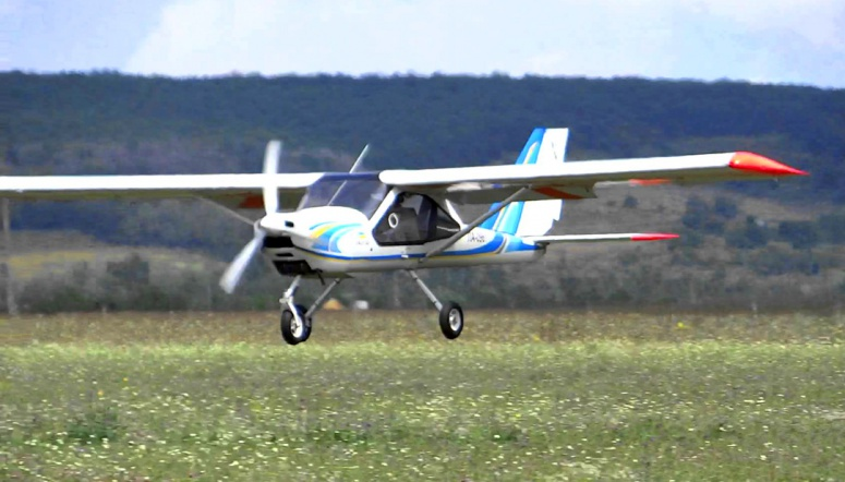 Самолет ХАЗ-30