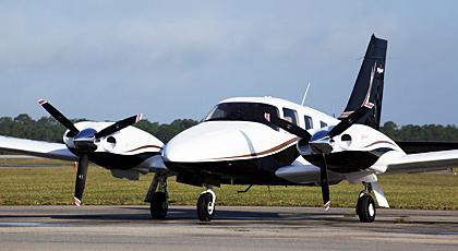 Самолет Piper Seneca