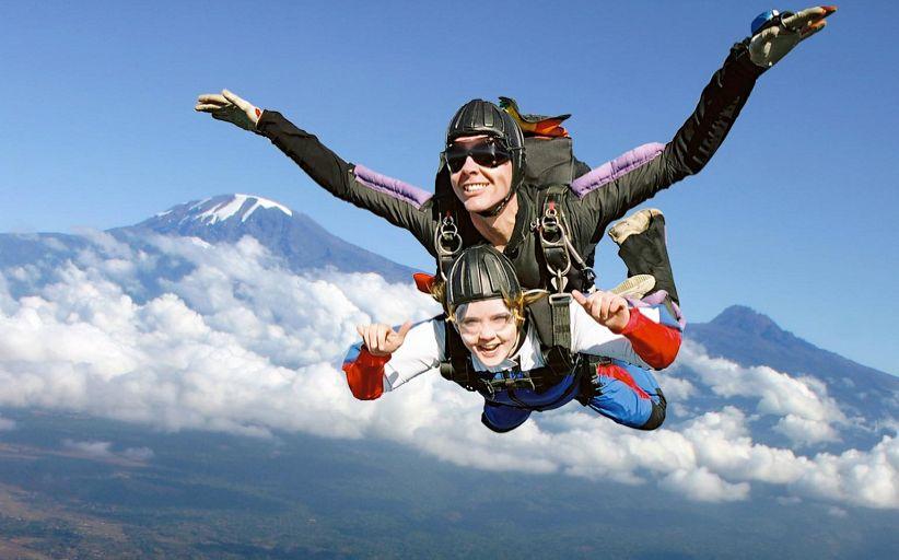 Снаряжение для парашютного спорта