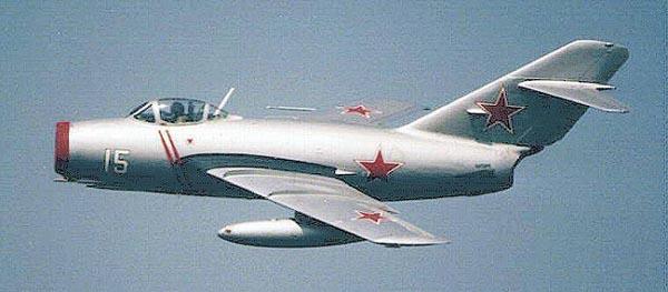 Полеты на f-86 Sabre