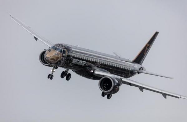 Emrbraer покажет новый E195-E2 на авиасалоне МАКС-2019