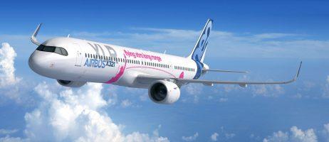 Airbus запустил A321XLR