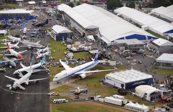Что готовит предстоящий авиасалон в Фарнборо?