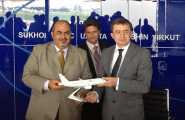 Бахрейнская компания AeroLease закажет самолеты SSJ 100
